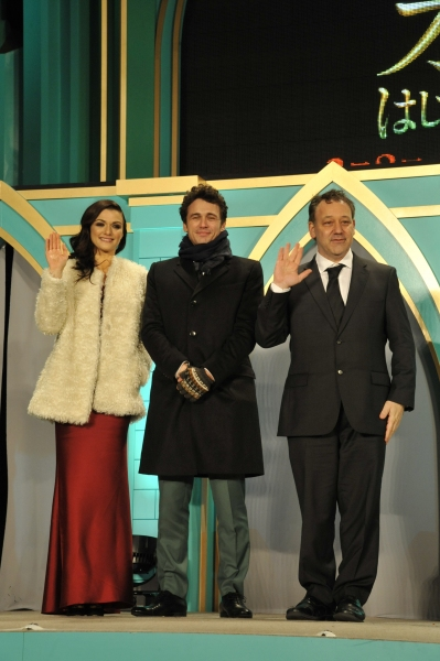 Photo Flash: OZ THE GREAT AND POWERFUL Tokyo Film Premiere