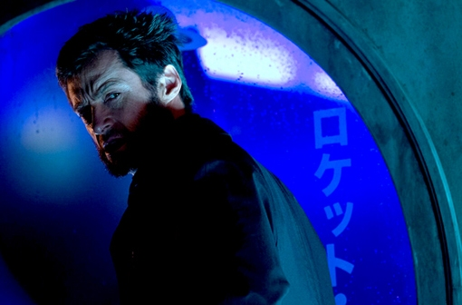 at New Shot of Hugh Jackman as THE WOLVERINE