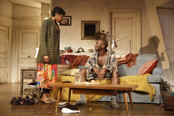 Photo Flash: First Look at New York Theatre Workshop's BELLEVILLE