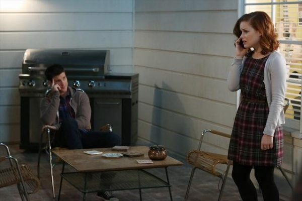 PARKER YOUNG, JANE LEVY Photo