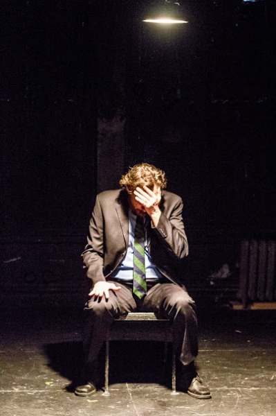Photo Flash: First Look at The Shelter's GHOST LIGHT