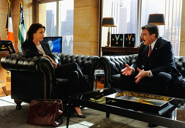 Photo Flash: BLUE BLOODS' Upcoming Episode 'Protest Too Much,' Airing 3/8