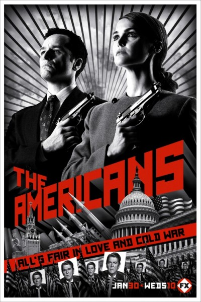 FX Picks Up THE AMERICANS for Second Season