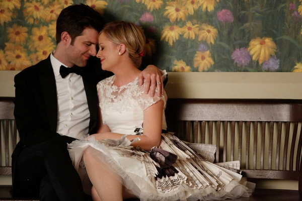 Photo Flash: First Look at Ben & Leslie's Wedding on Tonight's PARKS AND REC
