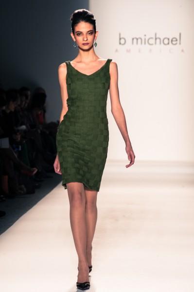 B Michael Returned to Mercedes-Benz Fashion Week Celebrating Women