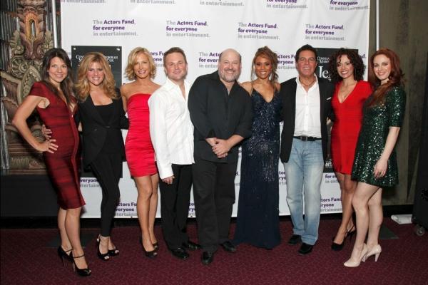 CAST: Tracy Miller, Carly Robyn Green, Lisa Datz, Sam Harris, Frank Wildhorn, Deborah Photo