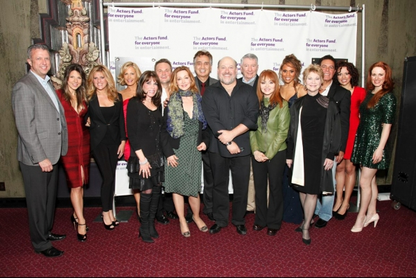 Photo Flash: FRANK WILDHORN & FRIENDS Raises Thousands for Actors Fund at Pantages Theatre