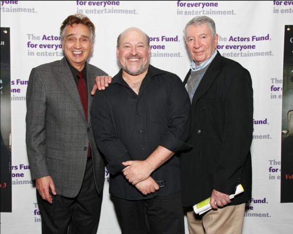 John Bowab, Frank Wildhorn and Martin Wiviott