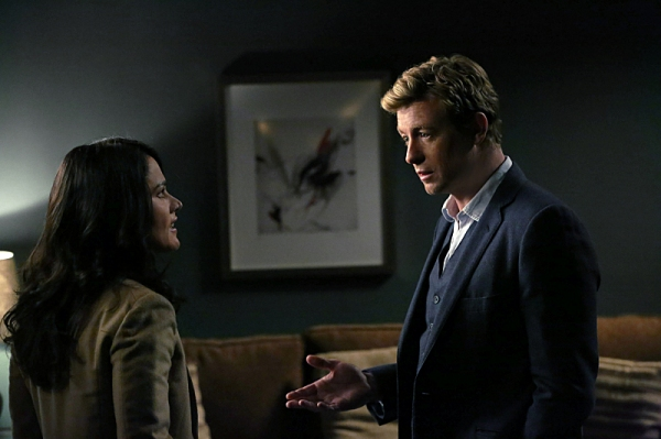 Photo Flash: THE MENTALIST's 'There Will Be Blood,' Airing 3/10