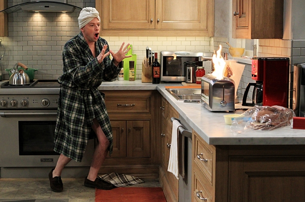 Photo Flash: TWO AND A HALF MEN's 'The 9:04 from Pemberton,' Airing 3/7