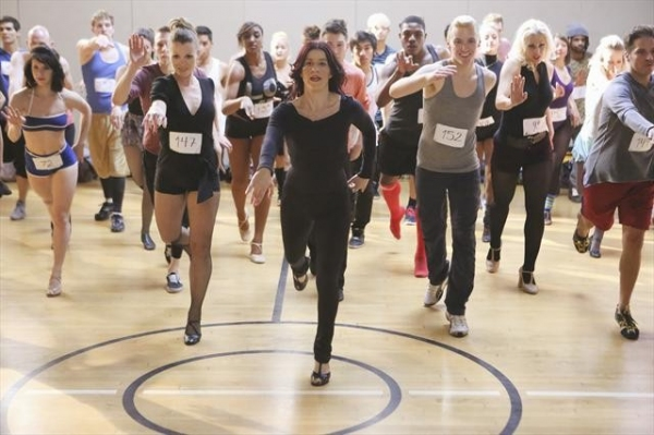 Photo Flash: Sutton Foster Auditions for Broadway on BUNHEADS Season Finale