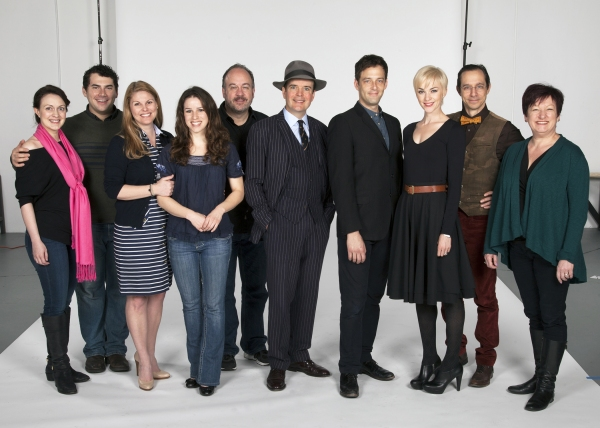 Photo Flash: Sneak Peek at Ken Barnett, Jefferson Mays and More in A GENTLEMAN'S GUIDE TO LOVE AND MURDER