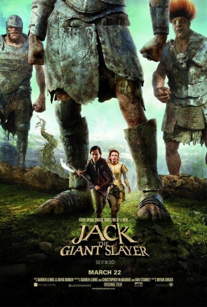 Photo Flash: First Look - New Poster for JACK THE GIANT SLAYER