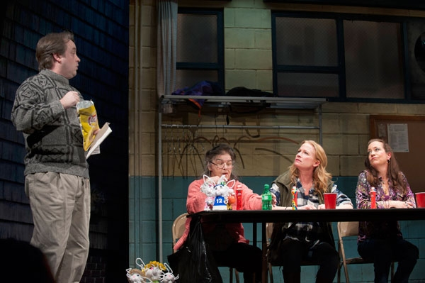 Photo Flash: First Look at Johanna Day, Andrew Long and More in Arena Stage's GOOD PEOPLE