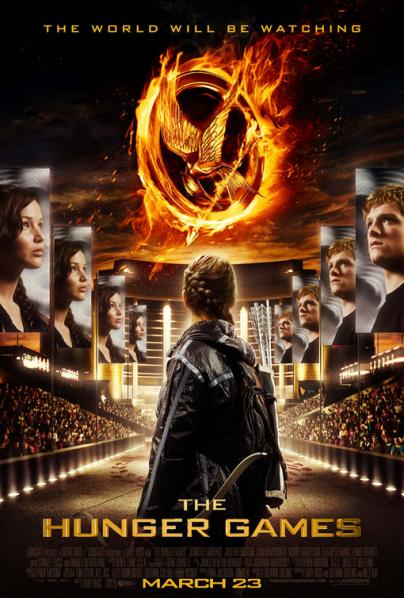 Two New HUNGER GAMES: CATCHING FIRE Posters Released
