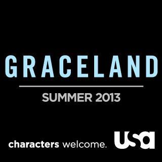 Aaron Tveit & Daniel Sunjata Tease New Series GRACELAND