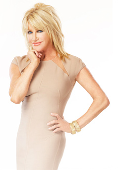 Suzanne Somers Returns to Daytime with BEST OF THE SUZANNE SHOW, 2/27