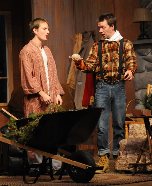 Photo Flash: Phamaly Theatre's THE FOREIGNER Moves to Arvada Center Tonight