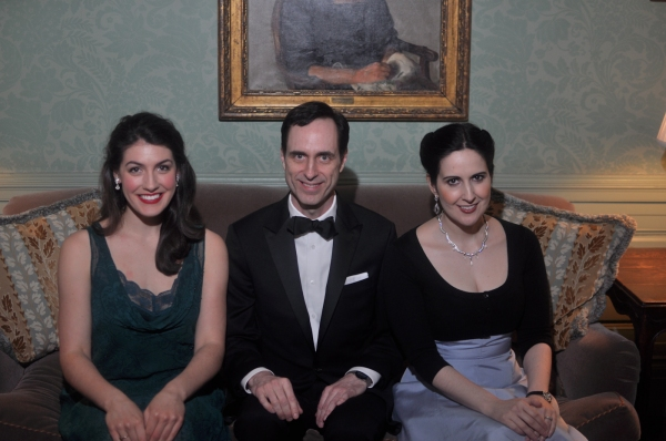Photos: Stephanie D'Abruzzo and More in Razors Edge's THE IMPORTANCE OF BEING EARNEST Reading