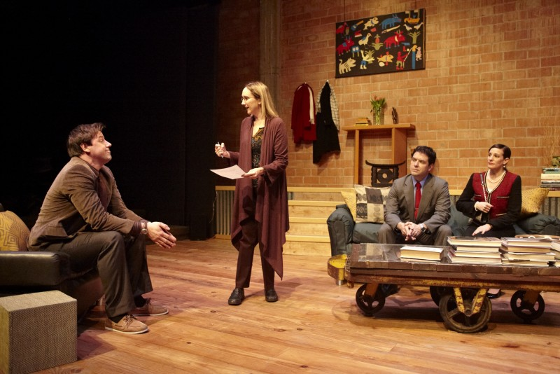 BWW Reviews: GOD OF CARNAGE - An Unforgettable Wild Ride