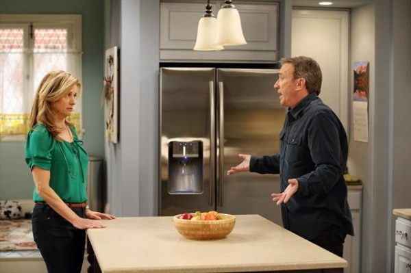 Photo Flash: First Look - LAST MAN STANDING's 'The Fight,' Airing 3/15