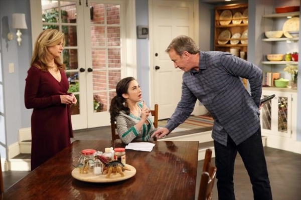 NANCY TRAVIS, MOLLY EPHRAIM, TIM ALLEN