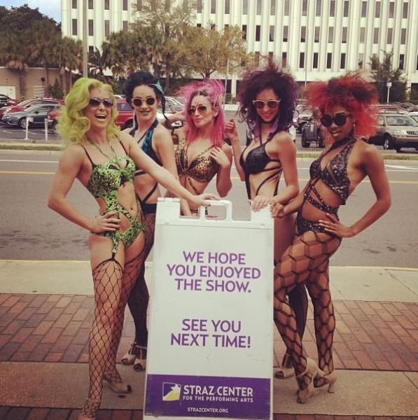 Kentucky strippers