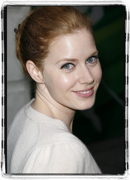 Amy Adams attending the Opening Night Performance of TARZAN, The Broadway Musical at the Richard Rodgers Theatre in New York City on May 10, 2006. at Journey to the Oscars Portrait Gallery: The Ladies