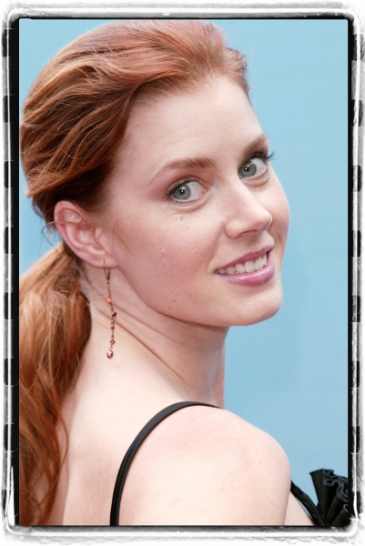 Amy Adams Attending the CBS TV Network 2004-2005 Upfront Announcements at Tavern on the Green in New York City on May 19, 2004. at Journey to the Oscars Portrait Gallery: The Ladies