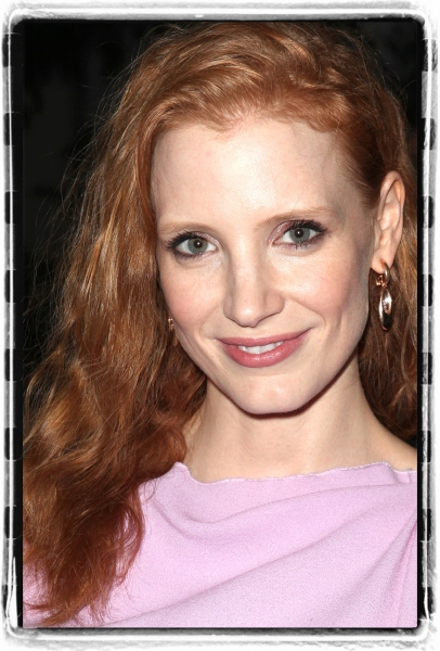Jessica Chastain attending the Opening Night Performance of the Roundabout Theatre Production of  'If There Is I Haven't Found It Yet' at the Laura Pels Theatre in New York City on 9/20/2012 at Journey to the Oscars Portrait Gallery: The Ladies