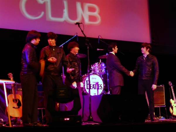 BWW Reviews: IN MY LIFE Rocks the Warner Grand with a Musical Theater Tribute to the Beatles