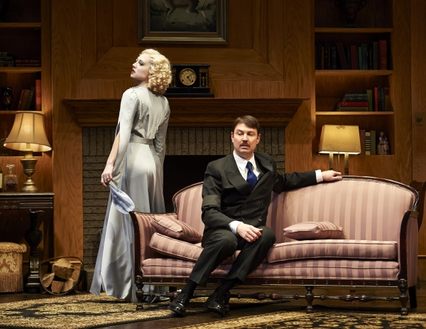 Photo Flash: First Look at Great Lakes Theater's BLITHE SPIRIT