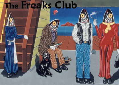 Snowlion Rep Seeks Actors for June Production of THE FREAKS CLUB