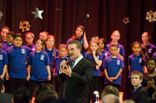 Photo Flash: Young People's Chorus of NYC at Washington Heights Celebrates First Concert