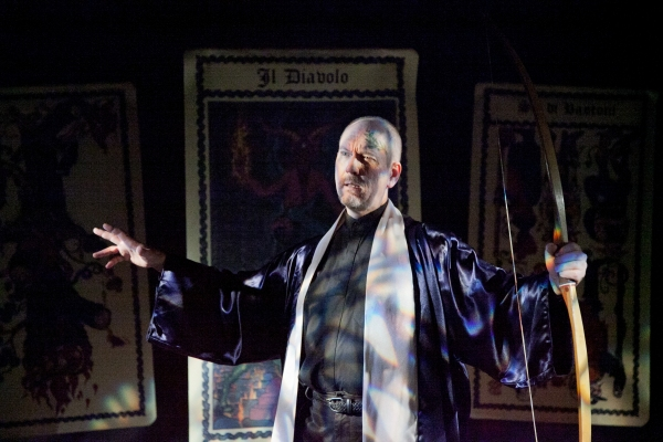 Photo Flash: First Look at Dante's INFERNO at Washington Stage Guild