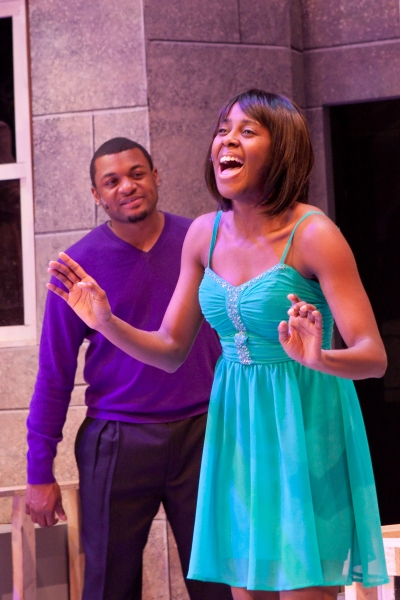 Photo Flash: First Look at Black Ensemble Theater's FROM DOO WOP TO HIP HOP