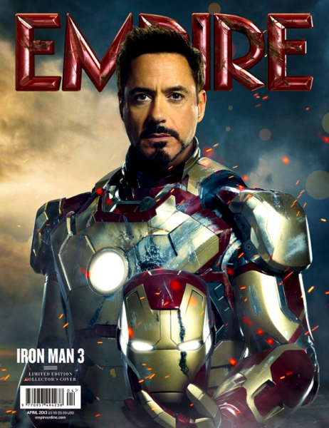 Photo Flash: First Look - Gwyneth Paltrow in New IRON MAN 3 Character Poster