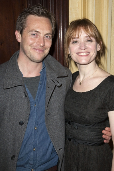Stephen Campbell Moore and Anne-Marie Duff