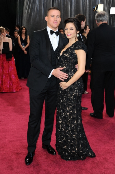 Channing Tatum and Jenna Dewan Photo