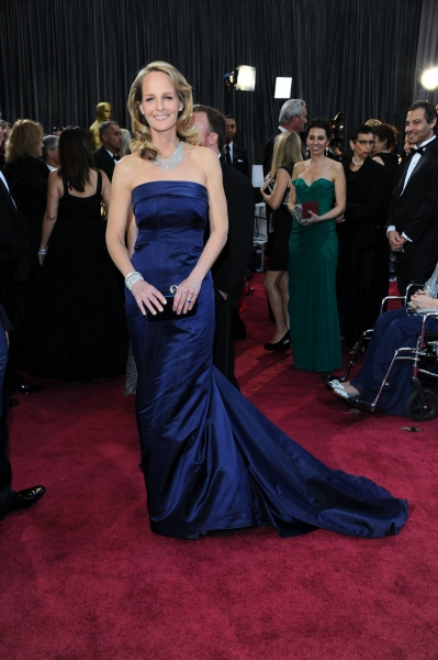 Helen Hunt (Wearing H&M High Street)