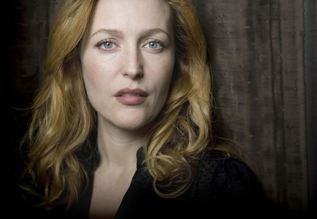 Gillian Anderson to Lead Untitled NBC Conspiracy Pilot