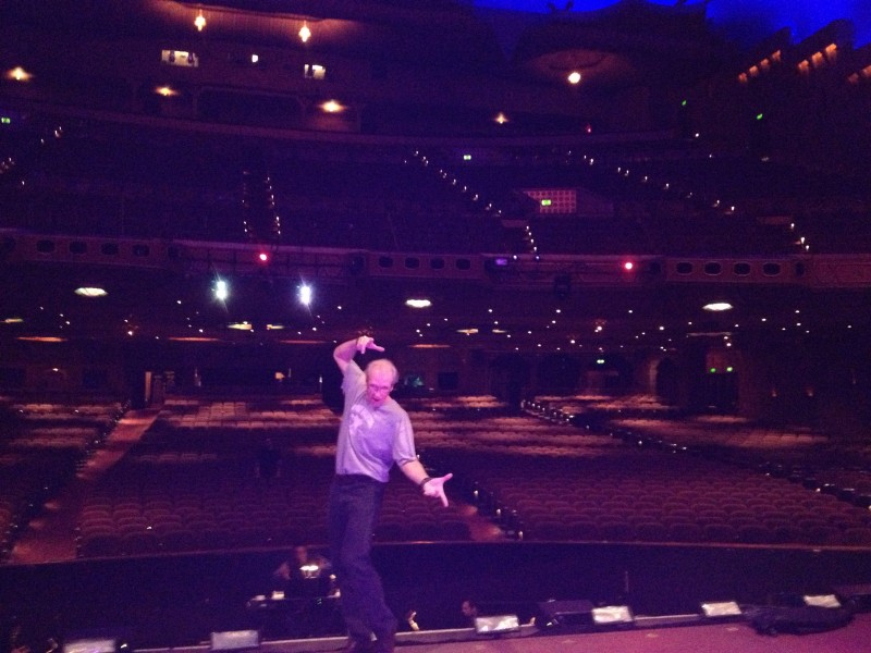 BWW Blog: Christian Whelan of FLASHDANCE - A View From My Office