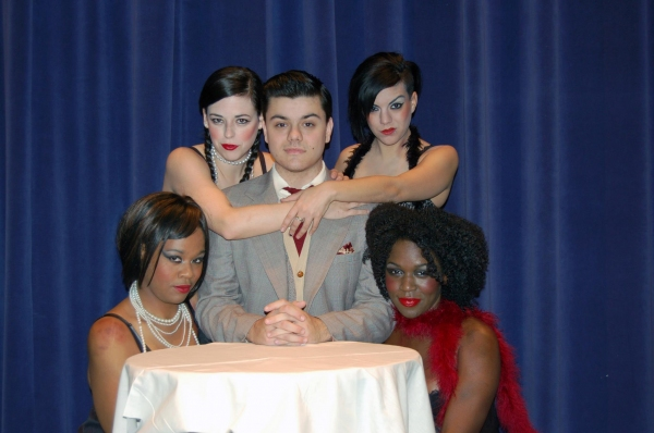 Photo Flash: Collin College's CABARET Opens 2/28