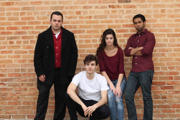 Photo Flash: FSU Student Theatre Association's BEHANDING IN SPOKANE Takes The Stage 2/28