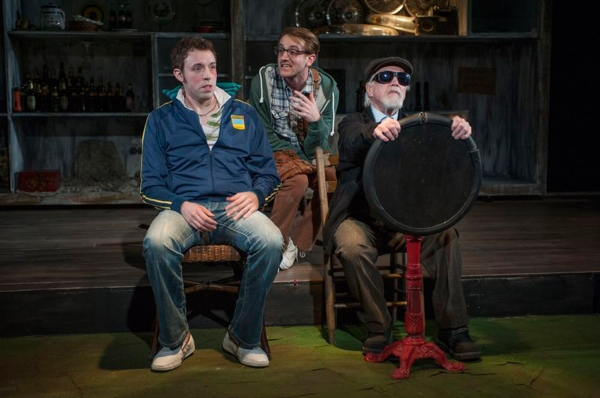 Photo Flash: First Look at Next Theatre's EVERYTHING IS ILLUMINATED