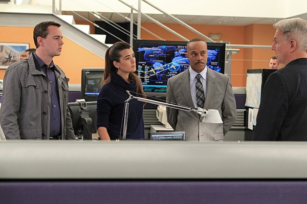 Sean Murray, Cote de Pablo, Rocky Carroll, Mark Harmon