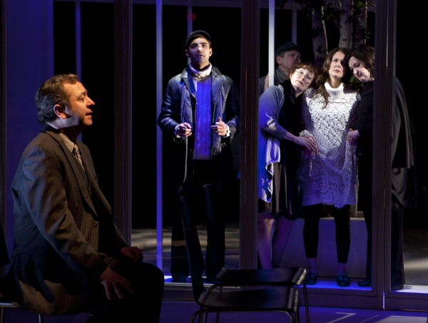 Photo Flash: First Look at Tarragon Theatre's AND SLOWLY BEAUTY...