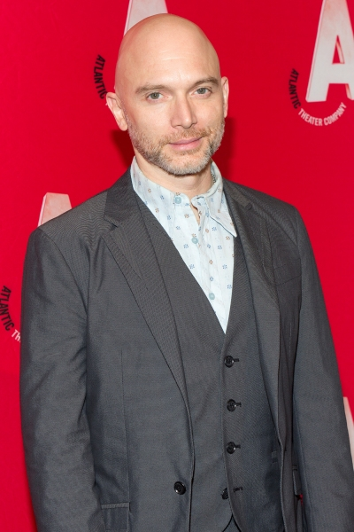 Michael Cerveris at Inside the Atlantic Theater Company Gala with Michael Cerveris, Tonya Pinkins & More!