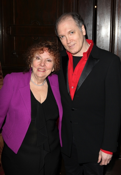 Photo Coverage: Theater for the New City Gala Honors Charles Busch