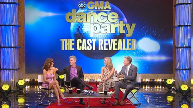 Celebrity Cast Announced for DANCING WITH THE STARS Season 16!